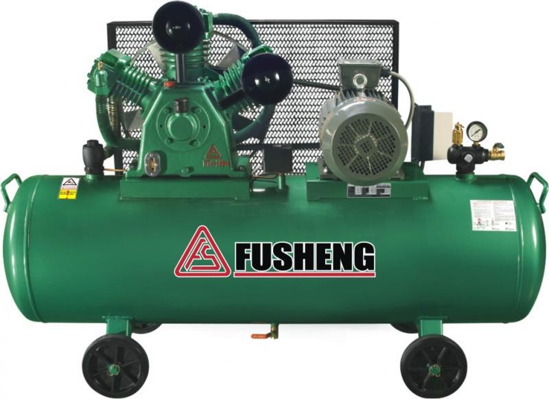 Máy nén khí không dầu Fusheng nhỏ gọn, hiện đại