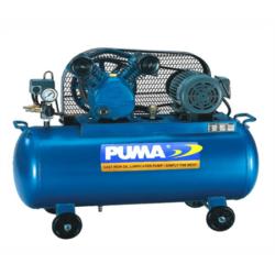 Bình chứa khí của máy nén khí Puma được thiết kế dày dặn