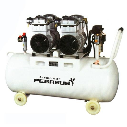 Máy bơm hơi Pegasus có chất lượng khí sạch 100%