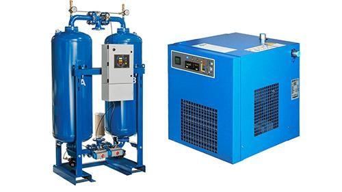 so sánh các dòng máy sấy khí nén jmec