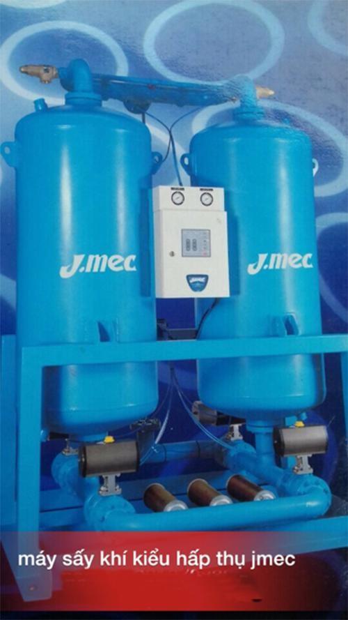 Tìm kiếm điểm nổi bật của các sản phẩm máy sấy khí jmec
