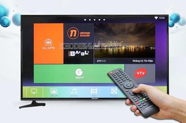 điều chỉnh chất lượng hình ảnh màn hình tivi