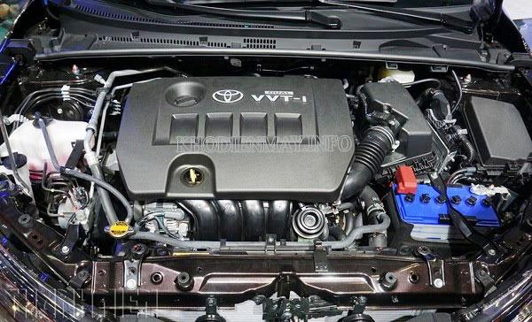 động cơ 4 thì ô tô