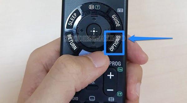 tắt màn hình tivi khi đang xem youtube