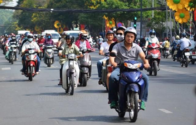 Bảo hiểm xe máy có bắt buộc không 2019