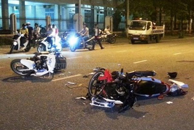 Mua bảo hiểm xe máy để bảo vệ tài chính bản thân khi xảy ra tai nạn