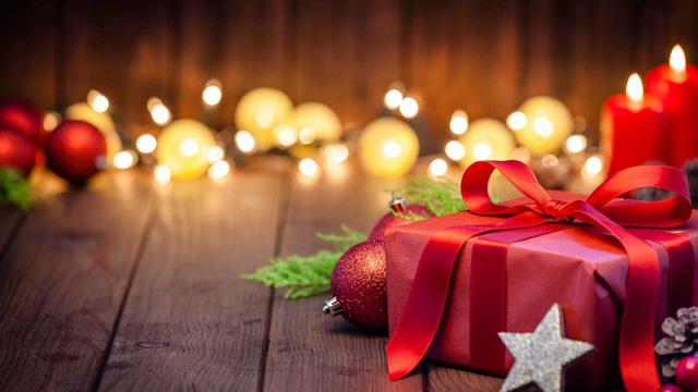 món quà Giáng Sinh ý nghĩa