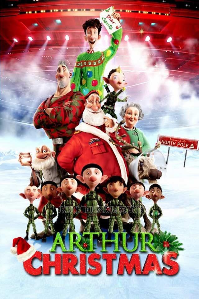 Phim hoạt hình Giáng sinh hay